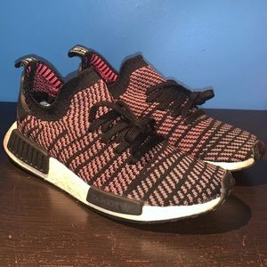 Adidas NMD R1 STLT Pink Black Boost Sneaker